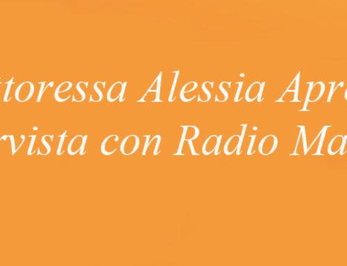 Intervista a Radio Marte