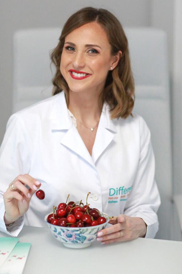 la dottoressa Alessia Aprea