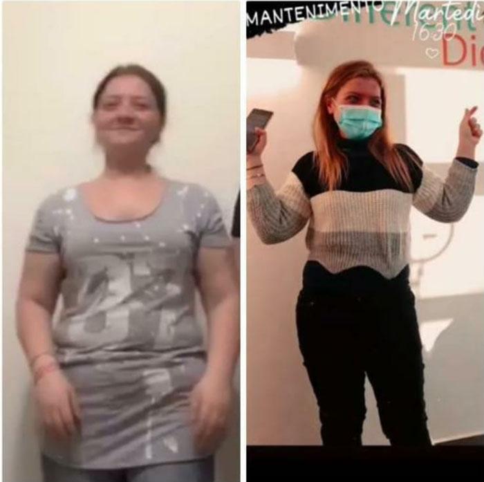 Risultati con la Different Diet