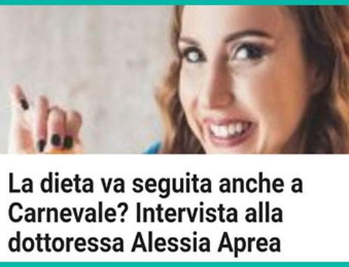La dottoressa Alessia Aprea intervistata da Tgcom24
