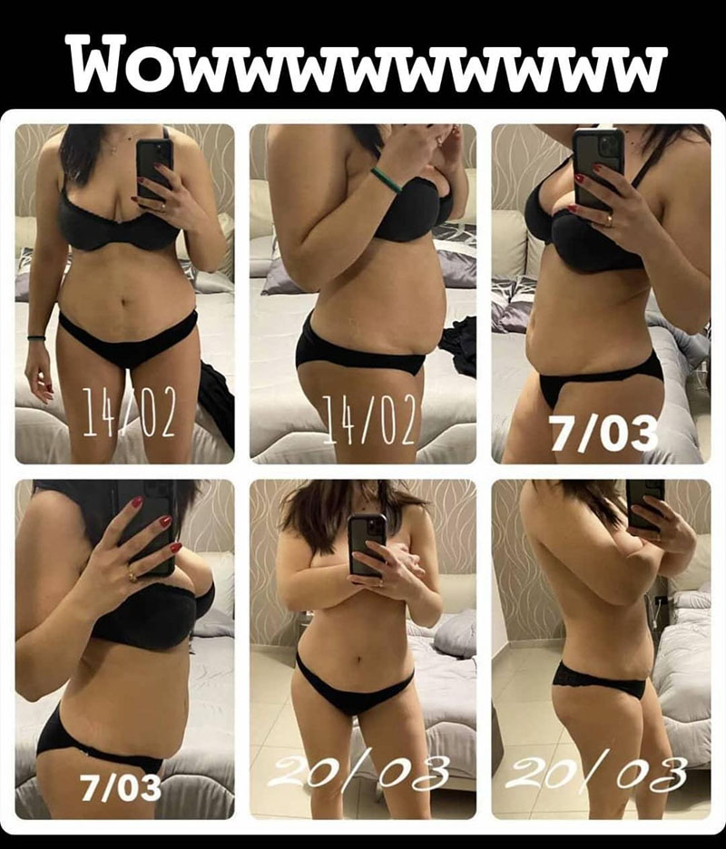 con la Different Diet solo grandi risultati