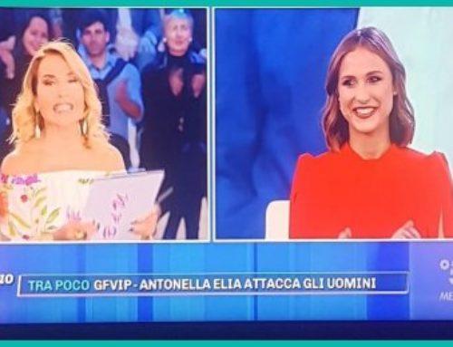 La Dottoressa Alessia Aprea  a Pomeriggio 5 su Canale 5