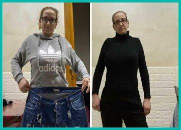 Risultati con la differentdiet della dottoressa Alessia Aprea